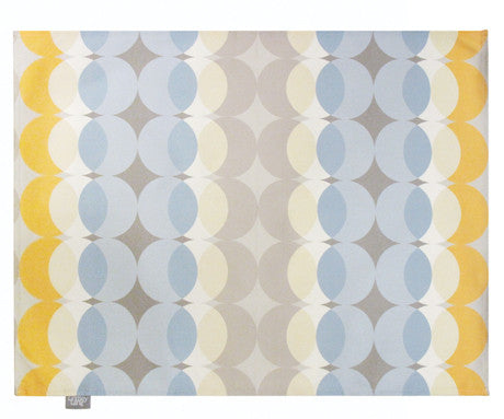 Pastel Ellipse - Tea Towel