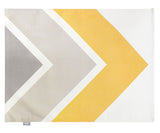 Yellow Chevron - Tea Towel (as seen in The Evening Standard)