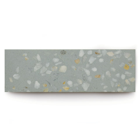 Coastal | Long Rectangle - Terrazzo Tile (sample)