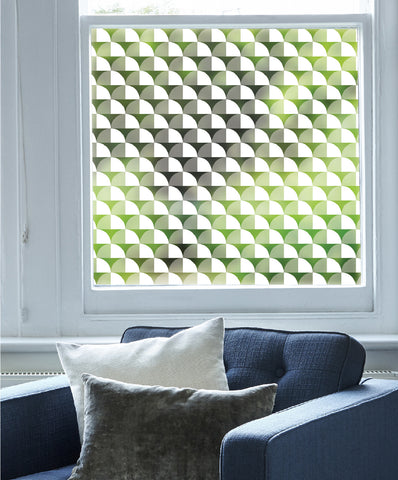 Scallop Window Film