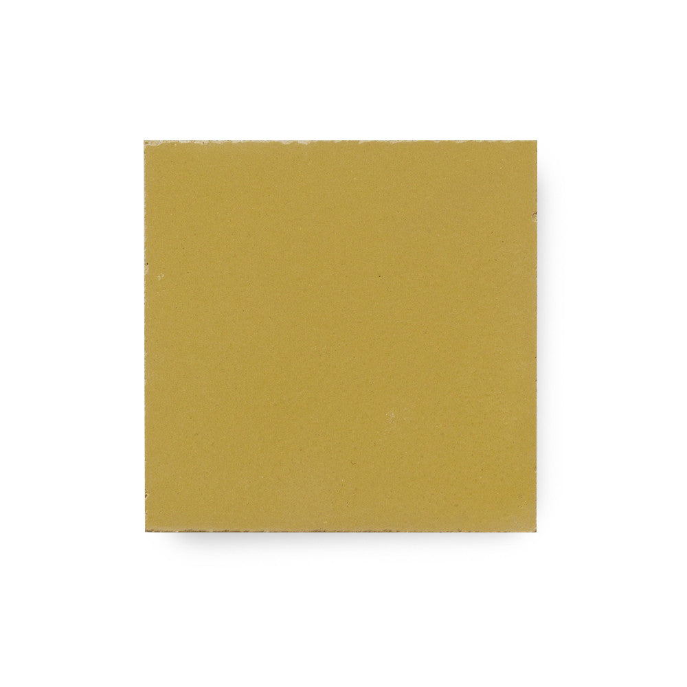Mustard - tile sample