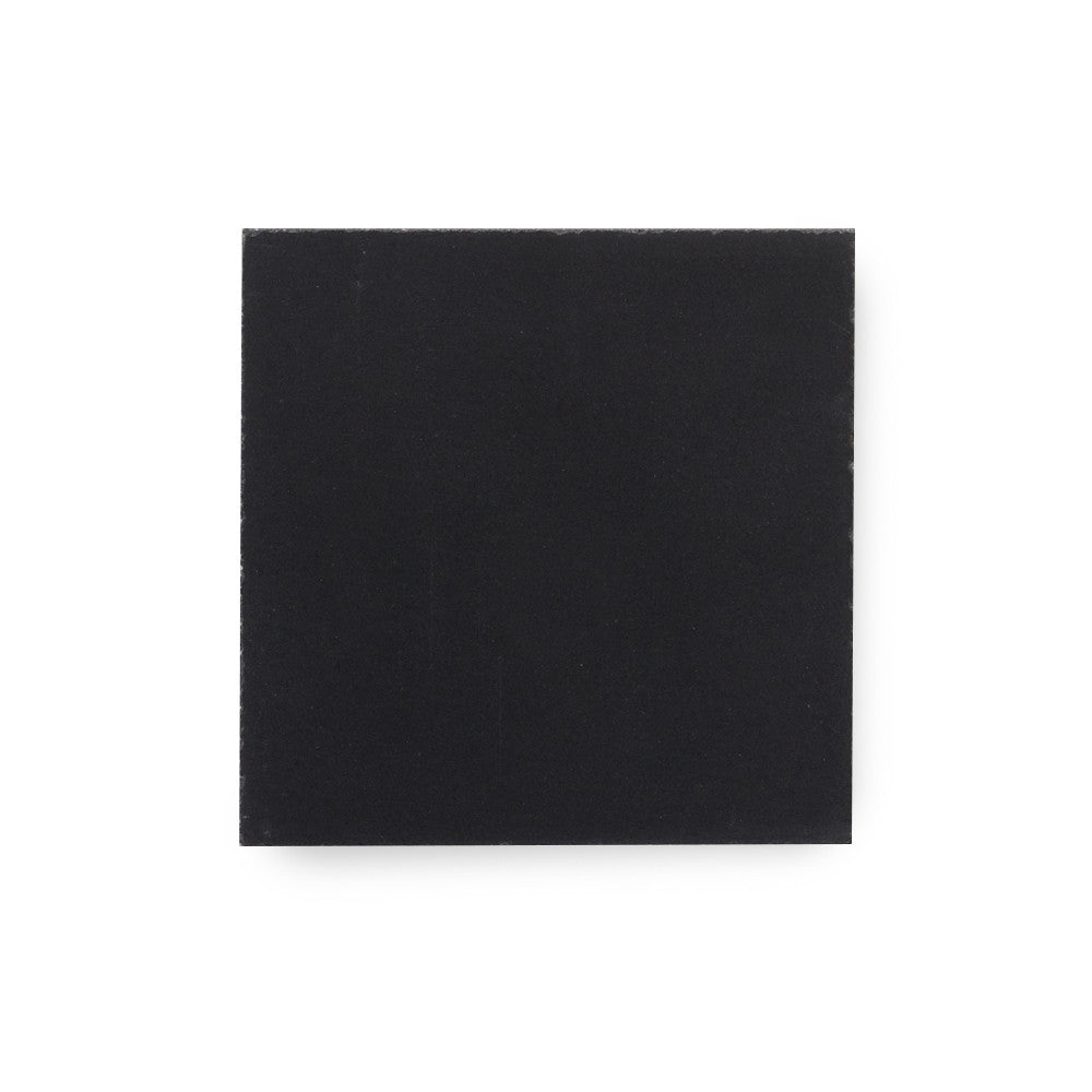 Soft Midnight Black - tile sample