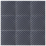 'Tweed' dark grey granito pattern