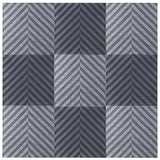 'Tweed' dark grey and light grey granito pattern