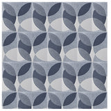 'Leaf' grey granito pattern