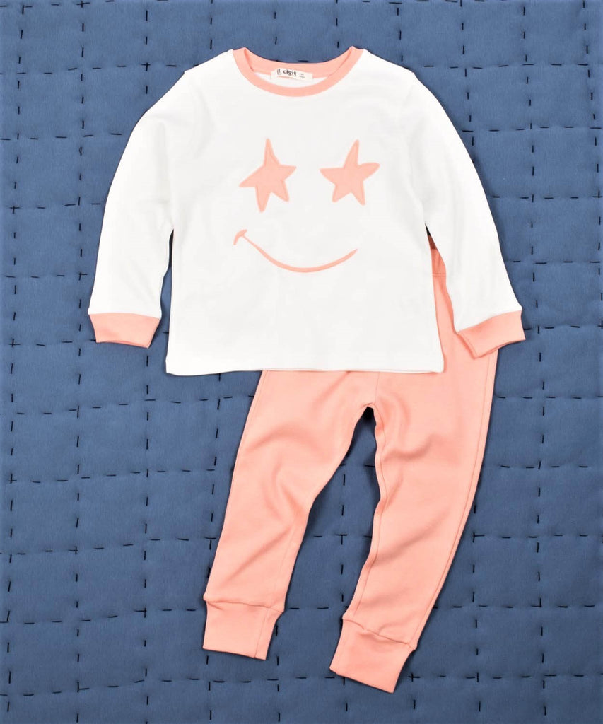 Barn Pyjamas Set | Happy Days