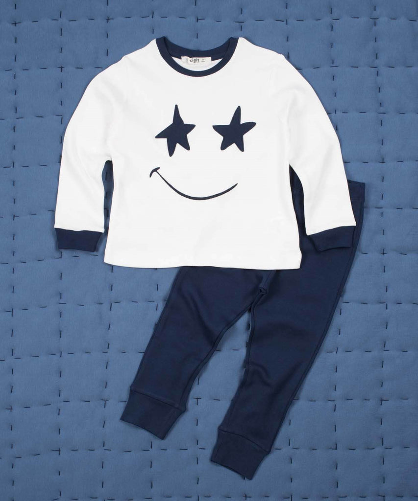 Barn Pyjamas Set | Star Eyes