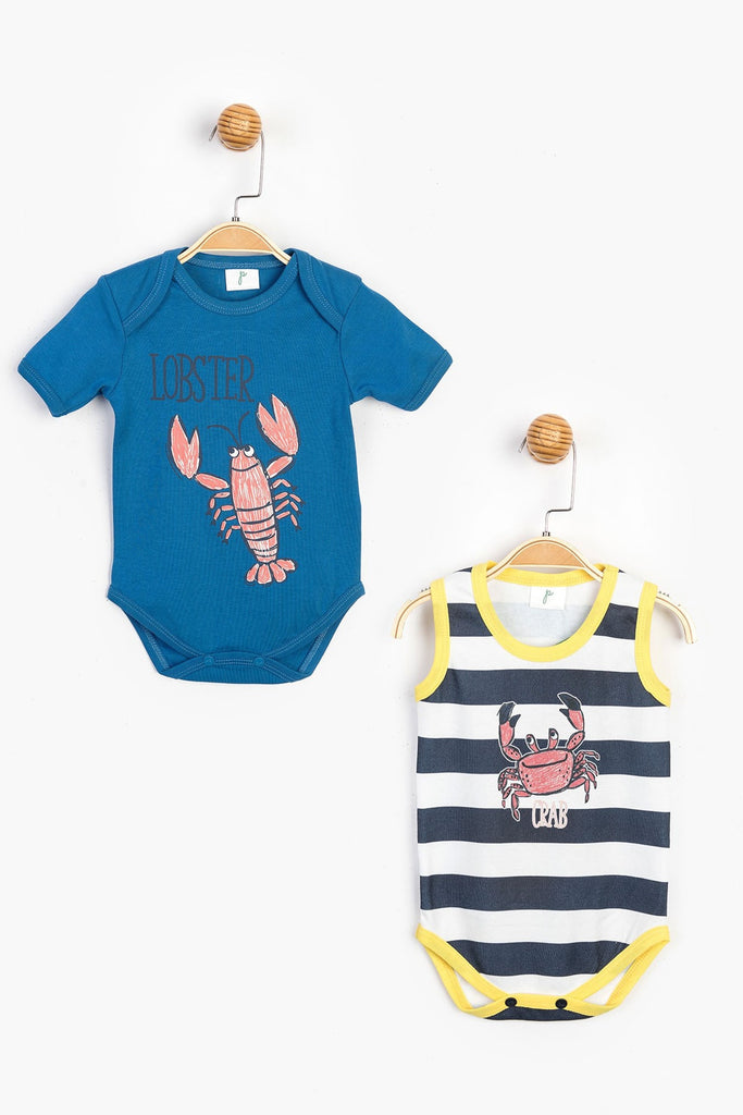 Lobster Crab Body Set