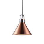 Rose Gold Pendant Lamp - Type B - The Lighting Club - Perth - Lighting