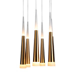 Meteor Shower LED Pendant Lamp - 6 Heads - The Lighting Club - Perth - Lighting
