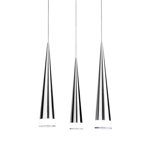 Meteor Shower LED Pendant Lamp - 3 Heads - The Lighting Club - Perth - Lighting