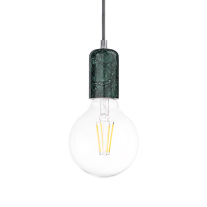 Marble Single Light Pendant in Green - The Lighting Club - Perth - Lighting