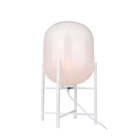 Oda Table Lamp with Matt White Glass-Replica - The Lighting Club - Perth - Lighting