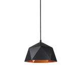 Geometric Pendant Lamp in Black - The Lighting Club - Perth - Lighting
