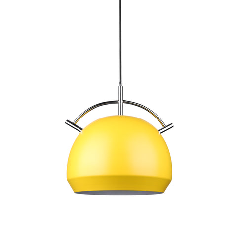 Macaron Color Teapot Pendant Lamp in Yellow - Type A - The Lighting Club - Perth - Lighting