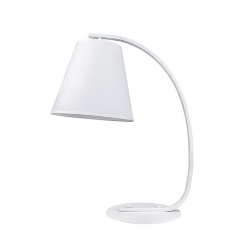 Overarching White Table Lamp - The Lighting Club - Perth - Lighting