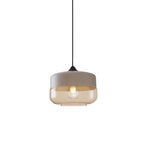 Contemporary Glass Pendant Lamp in White - Type C - The Lighting Club - Perth - Lighting