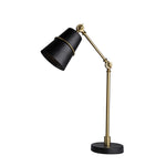 Modern Metal Shade Table Lamp - The Lighting Club - Perth - Lighting