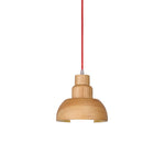 Natural Wooden Pendant Lamp - The Lighting Club - Perth - Lighting