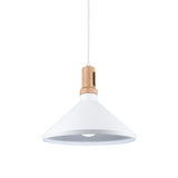 Nonla Pendant Lamp in White - Replica - The Lighting Club - Perth - Lighting