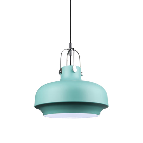 Space Copenhagen Pendant Lamp SC7 For & Tradition in Green - Replica - The Lighting Club - Perth - Lighting
