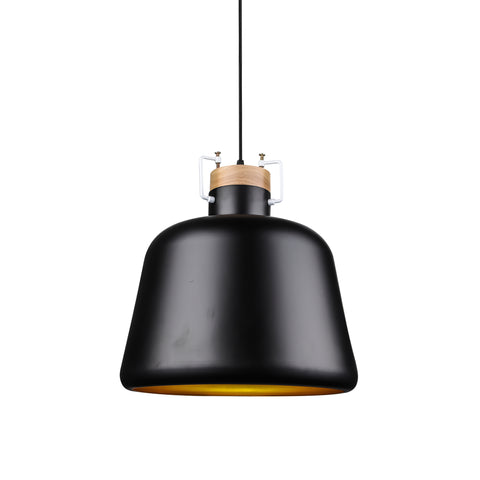 Headhat Pendant Lamp in Black - The Lighting Club - Perth - Lighting