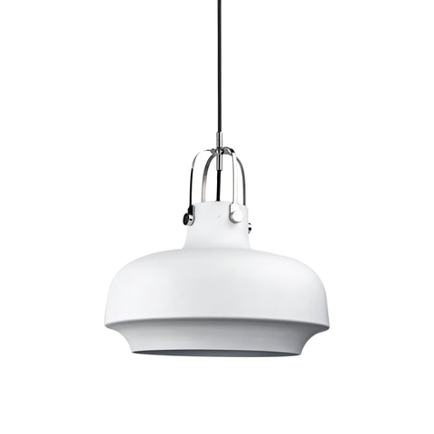 Space Copenhagen Pendant Lamp SC7 For & Tradition in Elegant White - Replica - The Lighting Club - Perth - Lighting