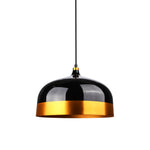 Dome Pendant Lamp in Black - The Lighting Club - Perth - Lighting