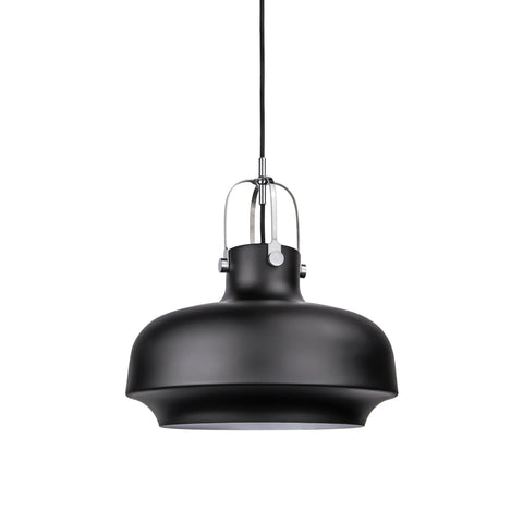 Space Copenhagen Pendant Lamp SC7 For & Tradition in Black - Replica - The Lighting Club - Perth - Lighting