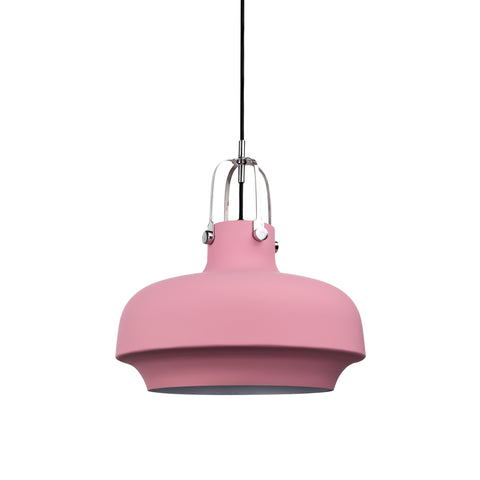 Space Copenhagen Pendant Lamp SC7 For & Tradition in Pink - Replica - The Lighting Club - Perth - Lighting
