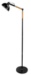 Industrial Task Floor Lamp in Black - The Lighting Club - Perth - Lighting