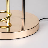 Two Glass Globes Table Lamp - The Lighting Club - Perth - Lighting
