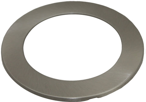 LED Downlight brushed Chrome Trim - Accessory - The Lighting Club - Perth - Lighting