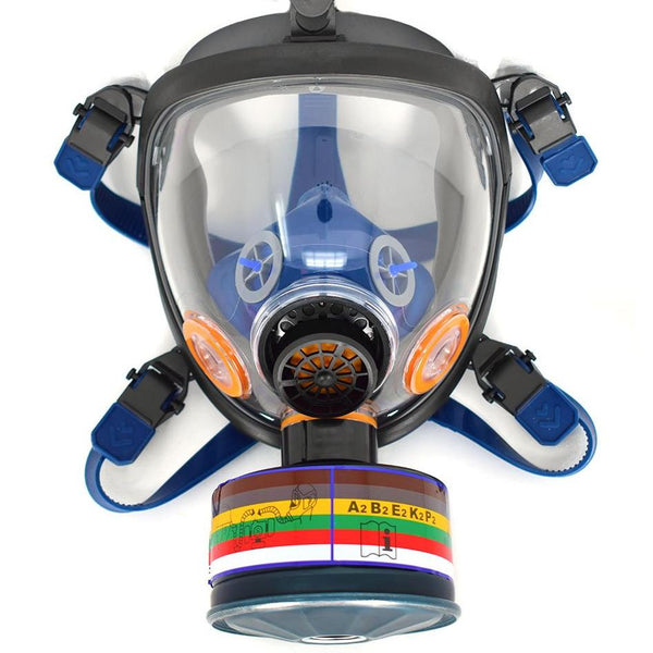NBC-101 Full Face Respirator with 40mm NBC Filter