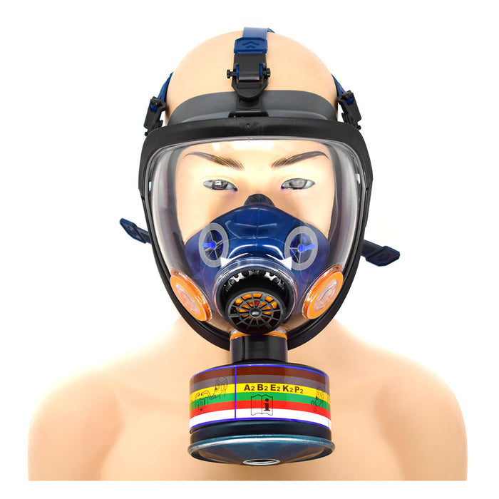 NBC-101 Full Face Respirator / 40mm NBC Filter
