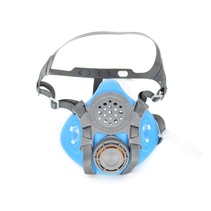 REFURBISHED T-60 Half Face Respirator with Organic Vapor P-A-1 N95 Equivalent Filter Set