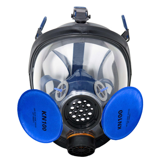 PD-101 Full Face Respirator / N100 Equivalent Filter Set