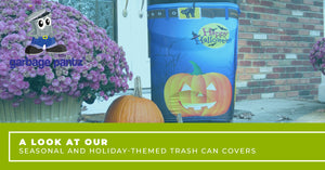 A Look at Our Seasonal and Holiday-Themed Trash Can Covers