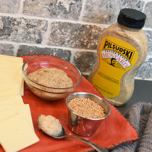 Polish Style Mustard with Horseradish