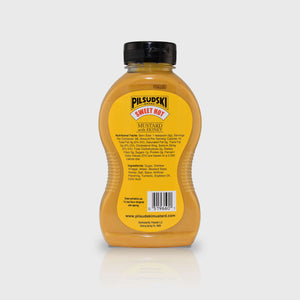 Sweet Hot Mustard with Honey
