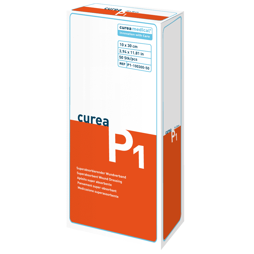 Curea P1 Wundverband