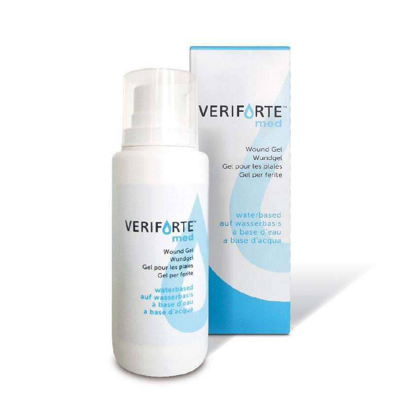 Veriforte® med Wundgel