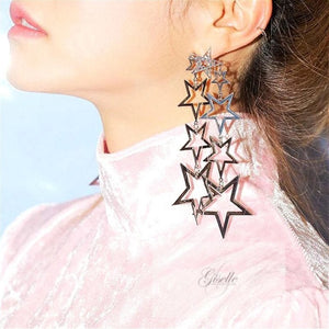 STARR stack earrings