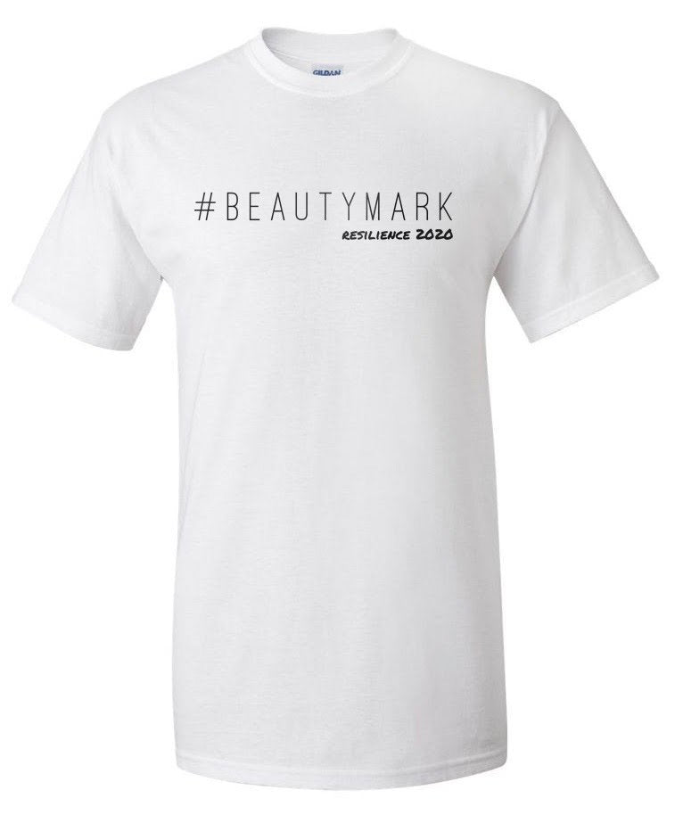 #BEAUTYMARK special edition tees