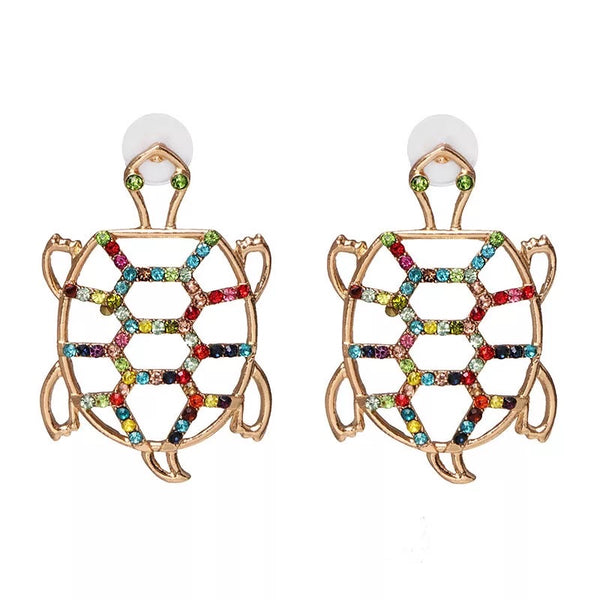 Lucky Turtle earrings