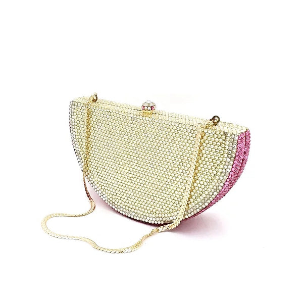 Watermelon luxe bag