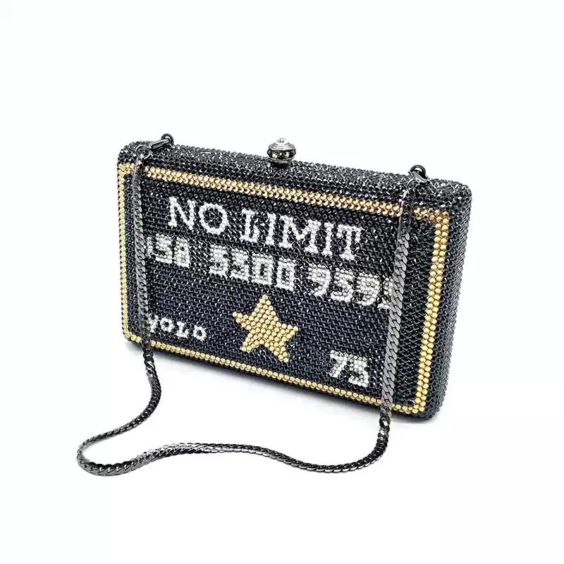 No Limit Luxe bag