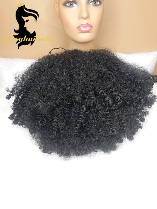 KINKY KURLY AFRO UNIT PONTAIL - gloryhairwigs