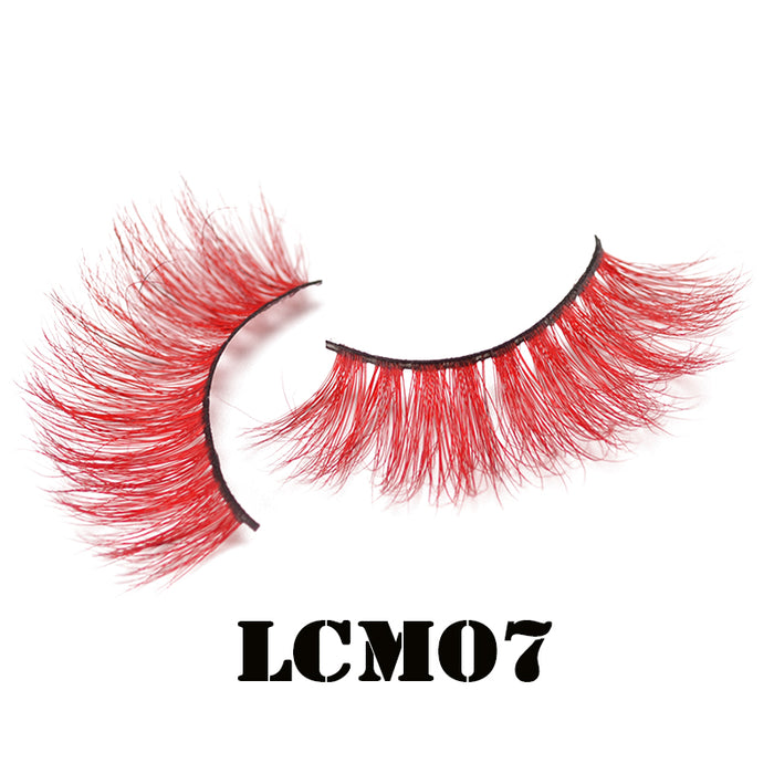 red cherry eyelashes price