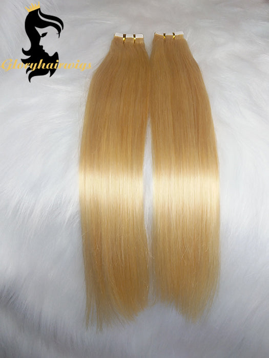 black tape hair extensions
